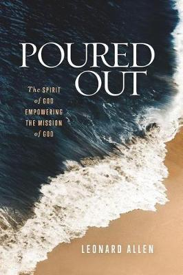 Poured Out by Crawford Leonard Allen