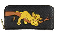 Loungefly: Disney Simba - Zip-Around Wallet