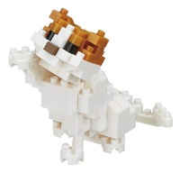 nanoblock: Cats Series - Scottish Fold Cat