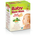 Baby Mum Mum: First Rice Rusk - Vegetable (36g)