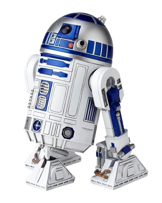 Star Wars R2-D2 Revoltech Figure