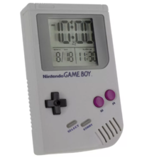 Gameboy Alarm Clock V2 image