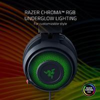 Razer Kraken Ultimate Surround Sound Gaming Headset for PC