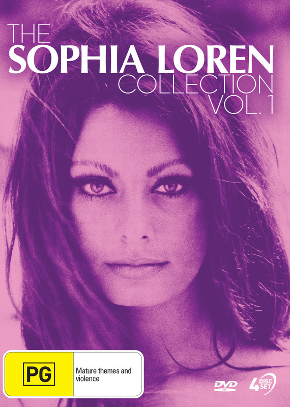 The Sophia Loren Collection: Vol One on DVD