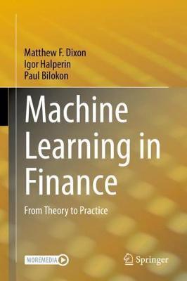 Machine Learning in Finance by Paul Bilokon