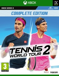 Tennis World Tour 2: Complete Edition for Xbox Series X