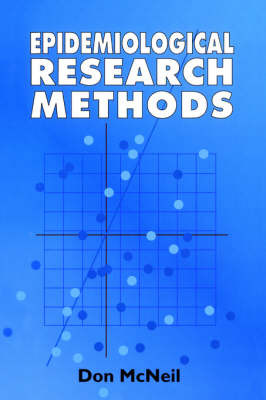 Epidemiological Research Methods by Don McNeil image