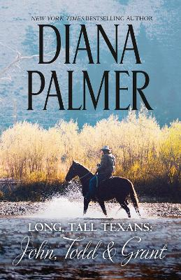 Long, Tall Texans - John, Todd & Grant/The Founding Father/That Burke Man/Paper Husband by Diana Palmer