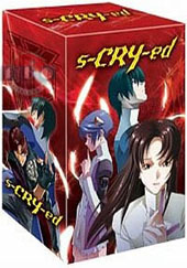 S-Cry-Ed - Vol. 1 + Collector's Box on DVD