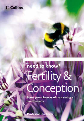 Fertility and Conception by Professor Ian Greer