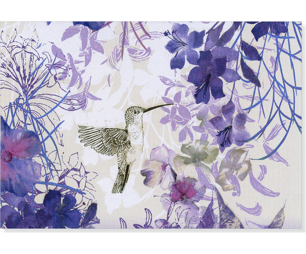 Hummingbird Note Cards (14 Cards/Envelopes)