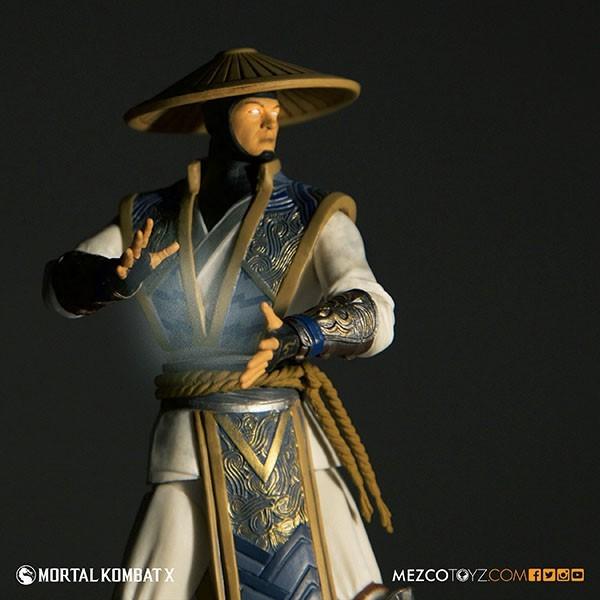 "Mortal Kombat X Raiden 6"" Figure image"
