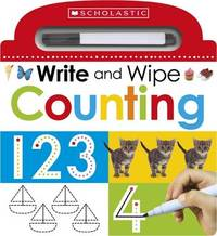 Write and Wipe: Counting by Make Believe Ideas