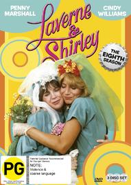 Laverne & Shirley - The Eighth Season on DVD