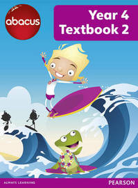 Abacus Year 4 Textbook 2 by Ruth Merttens