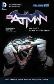 Batman: Volume 3 by Scott Snyder