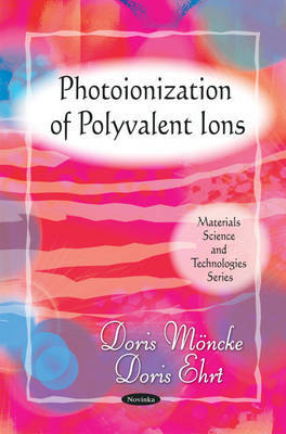 Photoionization of Polyvalent Ions by Doris Ehrt image