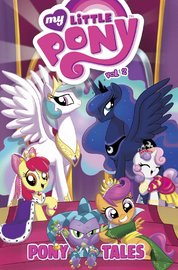 My Little Pony: Volume 2 by Ted Anderson image