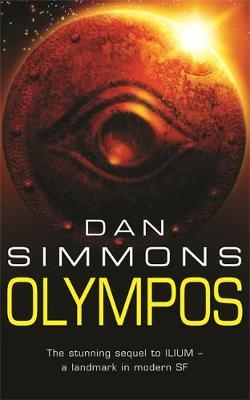 Olympos by Dan Simmons image