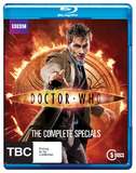 Doctor Who - The Complete Specials on Blu-ray