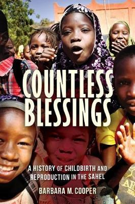 Countless Blessings by Barbara M. Cooper image