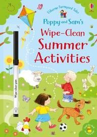Poppy and Sam's Wipe-Clean Summer Activities by Sam Taplin