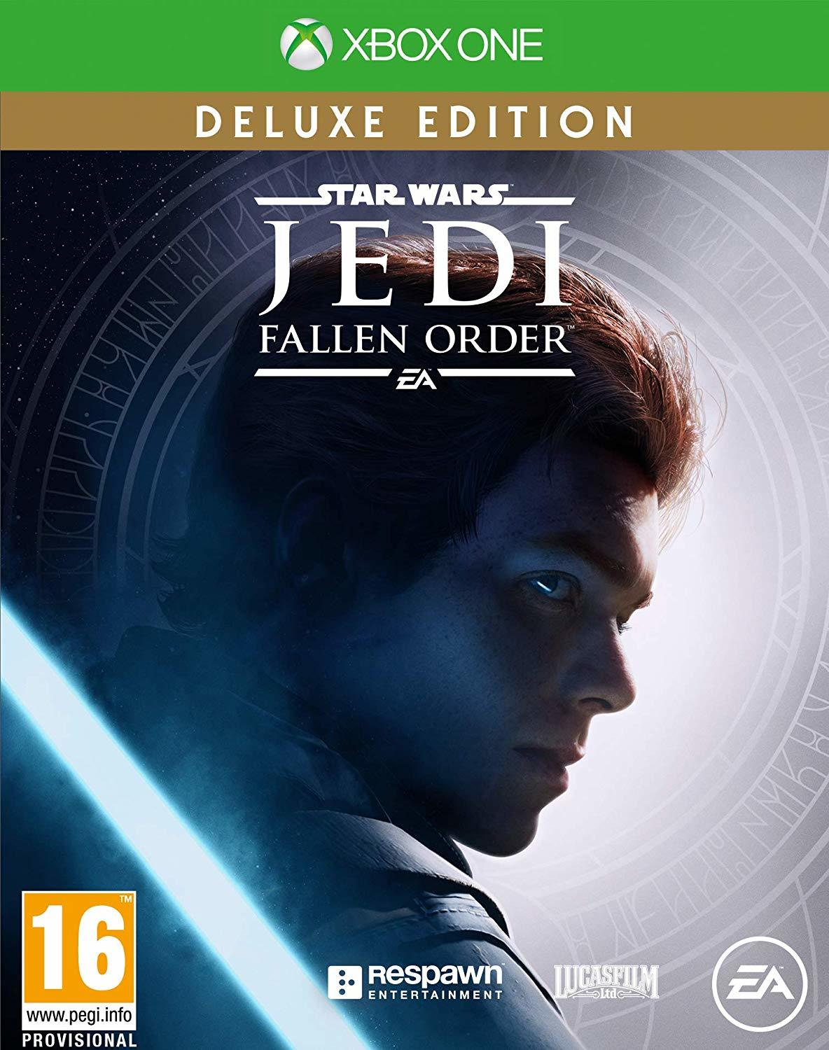 Star Wars Jedi: Fallen Order Deluxe Edition for Xbox One image