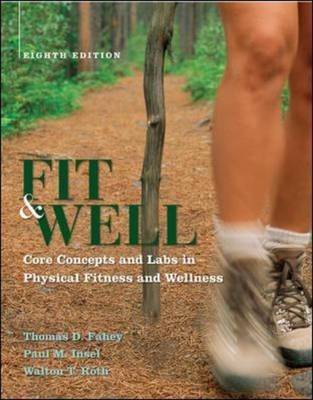 Fit and Well by Thomas D Fahey image
