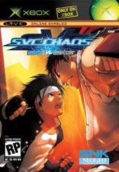 SNK vs. Capcom: SVC Chaos for Xbox