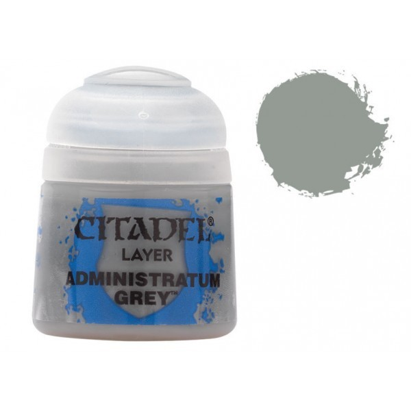 Citadel Layer: Administratum Grey
