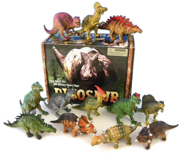 Miniature Dinosaur (Assorted)