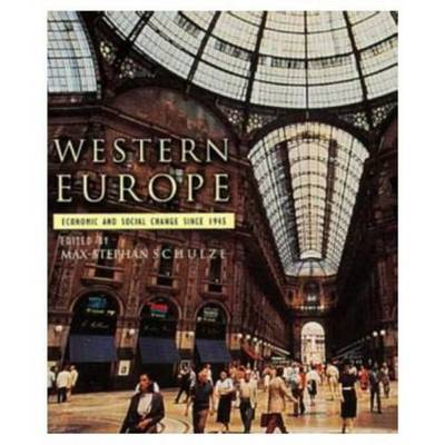 Western Europe by Max Schulze