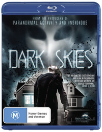 Dark Skies on Blu-ray