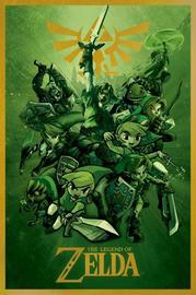 The Legend Of Zelda - Link Maxi Poster (324)