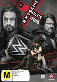 WWE: Extreme Rules 2016 DVD