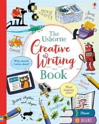 Creative Writing Book by Louie Stowell