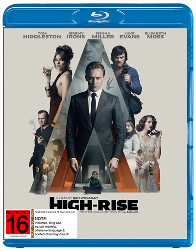 High-Rise on Blu-ray image