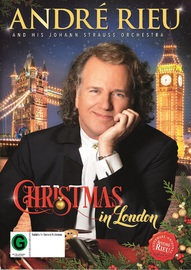 Christmas In London on Blu-ray