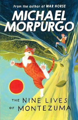 The Nine Lives of Montezuma by Michael Morpurgo image