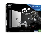 PS4 Slim 1TB Gran Turismo Sport Limited Edition Bundle for PS4 image