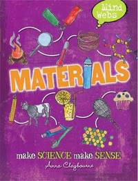Mind Webs: Materials by Anna Claybourne