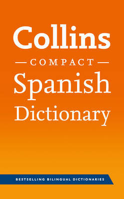 Collins Spanish Compact Dictionary image