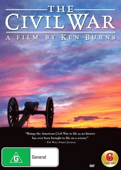 The Civil War: A Ken Burns Film - Remastered Edition on DVD