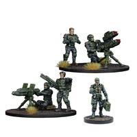 Warpath: GCPS Anti Tank Weapons Troopers