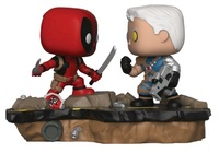 Marvel: Deadpool vs Cable - Pop! Vinyl Diorama