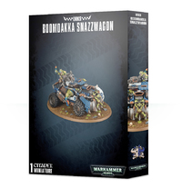 Warhammer 40,000 Orks Boomdakka Snazzwagon