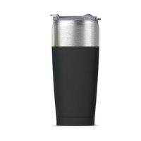Asobu Tied Insulated Tumbler - Black (600ml)