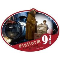 Harry Potter: Travel Sticker 6 Platform 9 3/4
