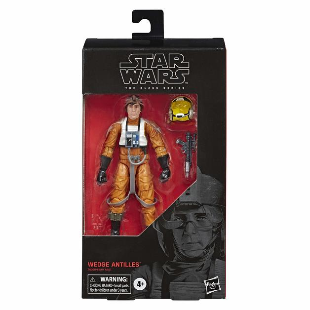 "Star Wars The Black Series: Antilles - 6"" Action Figure"