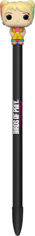 DC Comics: Birds of Prey - Harley Quinn Pop! Pen Topper (Boobytrap Battle)